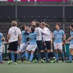 06-03-2016: Hockey: Amsterdam v HGC: Amsterdam Hoofdklasse Heren 2015 / 2016]