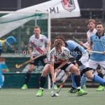 06-03-2016: Hockey: Amsterdam v HGC: Amsterdam Jan Willem Buissant (Amsterdam) Hoofdklasse Heren 2015 / 2016