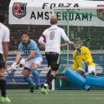 06-03-2016: Hockey: Amsterdam v HGC: Amsterdam Sam van der Ven (HGC) Hoofdklasse Heren 2015 / 2016