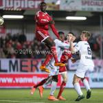 14-03-2016: Voetbal: Almere City FC v Sparta Rotterdam: Almere Enzio Boldewijn (Almere City FC) Jupiler League 2015 / 2016