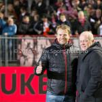 14-03-2016: Voetbal: Almere City FC v Sparta Rotterdam: Almere Latje tik Jupiler League 2015 / 2016