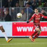 14-03-2016: Voetbal: Almere City FC v Sparta Rotterdam: Almere Paul Quasten  (Almere City FC) Jupiler League 2015 / 2016