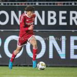 14-03-2016: Voetbal: Almere City FC v Sparta Rotterdam: Almere Jason Oost (Almere City FC) Jupiler League 2015 / 2016