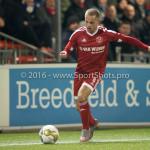 14-03-2016: Voetbal: Almere City FC v Sparta Rotterdam: Almere Ricardo Kip (Almere City FC) Jupiler League 2015 / 2016