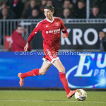 14-03-2016: Voetbal: Almere City FC v Sparta Rotterdam: Almere Pelle van Amersfoort (Almere City FC) Jupiler League 2015 / 2016