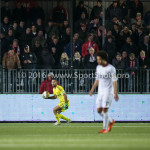 14-03-2016: Voetbal: Almere City FC v Sparta Rotterdam: Almere Agil Etemadi (Almere City FC) Jupiler League 2015 / 2016