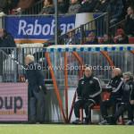 14-03-2016: Voetbal: Almere City FC v Sparta Rotterdam: Almere Jack de Gier - Hoofdtrainer (Almere City FC) Jupiler League 2015 / 2016