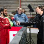 14-03-2016: Voetbal: Almere City FC v Sparta Rotterdam: Almere Soufyan Ahannach (Almere City FC) Jupiler League 2015 / 2016
