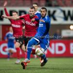 18-03-2016: Voetbal: Helmond Sport v Almere City FC: Helmond Soufyan Ahannach (Almere City FC) Jupiler League 2015 / 2016