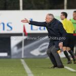 18-03-2016: Voetbal: Helmond Sport v Almere City FC: Helmond Jack de Gier - Hoofdtrainer (Almere City FC) Jupiler League 2015 / 2016