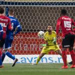 18-03-2016: Voetbal: Helmond Sport v Almere City FC: Helmond Agil Etemadi (Almere City FC) Jupiler League 2015 / 2016