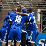 18-03-2016: Voetbal: Helmond Sport v Almere City FC: Helmond Javier Vet (Almere City FC) Jupiler League 2015 / 2016