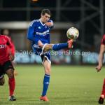 18-03-2016: Voetbal: Helmond Sport v Almere City FC: Helmond Pelle van Amersfoort (Almere City FC) Jupiler League 2015 / 2016