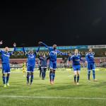 18-03-2016: Voetbal: Helmond Sport v Almere City FC: Helmond Jupiler League 2015 / 2016