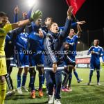 18-03-2016: Voetbal: Helmond Sport v Almere City FC: Helmond Gaston Salasiwa (Almere City FC) Jupiler League 2015 / 2016