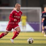 29-04-2016: Voetbal: Almere City FC v Jong PSV: Almere Ricardo Kip (Almere City FC) Jupiler League 2015 / 2016