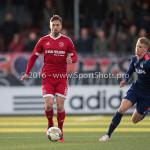 29-04-2016: Voetbal: Almere City FC v Jong PSV: Almere Kaj Ramsteijn (Almere City FC) Jupiler League 2015 / 2016