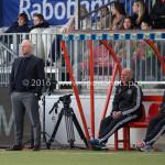 29-04-2016: Voetbal: Almere City FC v Jong PSV: Almere Jack de Gier - Hoofdtrainer (Almere City FC) Jupiler League 2015 / 2016
