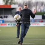 29-04-2016: Voetbal: Almere City FC v Jong PSV: Almere Latje tik Jupiler League 2015 / 2016