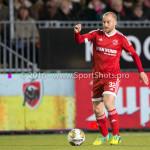 29-04-2016: Voetbal: Almere City FC v Jong PSV: Almere Kees van Buuren (Almere City FC) Jupiler League 2015 / 2016