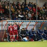 29-04-2016: Voetbal: Almere City FC v Jong PSV: Almere (L-R) Ricardo Kip (Almere City FC), Kees van Buuren (Almere City FC) Jupiler League 2015 / 2016