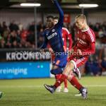 29-04-2016: Voetbal: Almere City FC v Jong PSV: Almere Silvester van de Water (Almere City FC) Jupiler League 2015 / 2016
