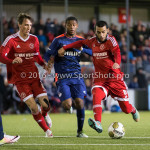 29-04-2016: Voetbal: Almere City FC v Jong PSV: Almere Soufyan Ahannach (Almere City FC) Jupiler League 2015 / 2016