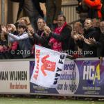 29-04-2016: Voetbal: Almere City FC v Jong PSV: Almere Jupiler League 2015 / 2016