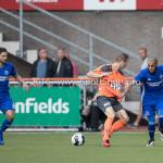05-08-2016: Voetbal: FC Volendam v Almere City FC: Volendam (L-R) Ties Evers (FC Volendam), Soufyan Ahannach (Almere City FC) Jupiler League 2016 / 2017