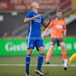 05-08-2016: Voetbal: FC Volendam v Almere City FC: Volendam Silvester van de Water (Almere City FC) Jupiler League 2016 / 2017