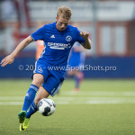 05-08-2016: Voetbal: FC Volendam v Almere City FC: Volendam Jeffrey Rijsdijk (Almere City FC) Jupiler League 2016 / 2017