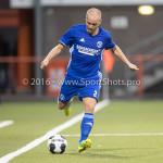 05-08-2016: Voetbal: FC Volendam v Almere City FC: Volendam Kees van Buuren (Almere City FC) Jupiler League 2016 / 2017
