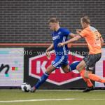 05-08-2016: Voetbal: FC Volendam v Almere City FC: Volendam Rick ten Voorde (Almere City FC)8, Henny Schilder (FC Volendam) Jupiler League 2016 / 2017