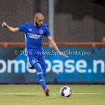 05-08-2016: Voetbal: FC Volendam v Almere City FC: Volendam Soufyan Ahannach (Almere City FC) Jupiler League 2016 / 2017