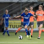 05-08-2016: Voetbal: FC Volendam v Almere City FC: Volendam (L-R) Jeffrey Rijsdijk (Almere City FC), Jordy Hilterman (FC Volendam) Jupiler League 2016 / 2017