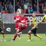 13-08-2016: Voetbal: Jong Almere City FC v Rijnsburgse Boys: Almere Emre Bal (Jong Almere City FC) 3de divisie zaterdag 2016 /2017