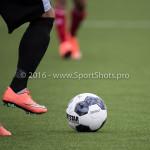 13-08-2016: Voetbal: Jong Almere City FC v Rijnsburgse Boys: Almere 3de divisie zaterdag 2016 /2017