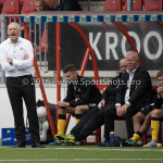 13-08-2016: Voetbal: Jong Almere City FC v Rijnsburgse Boys: Almere Pieter Mulders - Hoofdtrainer (Rijnsburgse Boys) 3de divisie zaterdag 2016 /2017