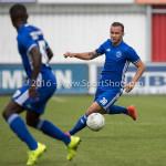 20-08-2016: Voetbal: Harkemase Boys v Jong Almere City FC: Harkema Danny van Haaren (Jong Almere City FC) 3de divisie zaterdag 2016 /2017