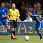 20-08-2016: Voetbal: Harkemase Boys v Jong Almere City FC: Harkema Jerreau Cairo (Jong Almere City FC) 3de divisie zaterdag 2016 /2017