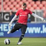 16-09-2016: Voetbal: Almere City FC v FC Den Bosch: Almere Roy Pistoor (Almere City FC) Jupiler League 2016 / 2017