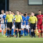 16-09-2016: Voetbal: Almere City FC v FC Den Bosch: Almere Jupiler League 2016 / 2017