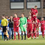 16-09-2016: Voetbal: Almere City FC v FC Den Bosch: Almere Damon Mirani (Almere City FC) Jupiler League 2016 / 2017