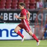 16-09-2016: Voetbal: Almere City FC v FC Den Bosch: Almere Sven Braken (Almere City FC) Jupiler League 2016 / 2017