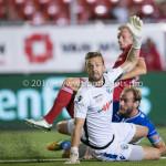 16-09-2016: Voetbal: Almere City FC v FC Den Bosch: Almere Kees Heemskerk (FC Den Bosch) Jupiler League 2016 / 2017