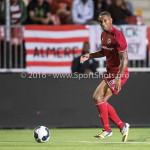 16-09-2016: Voetbal: Almere City FC v FC Den Bosch: Almere Sherjill MacDonald (Almere City FC) Jupiler League 2016 / 2017