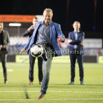 16-09-2016: Voetbal: Almere City FC v FC Den Bosch: Almere Latje tik Jupiler League 2016 / 2017