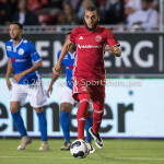 16-09-2016: Voetbal: Almere City FC v FC Den Bosch: Almere Soufyan Ahannach (Almere City FC) Jupiler League 2016 / 2017