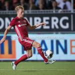 16-09-2016: Voetbal: Almere City FC v FC Den Bosch: Almere Jeffrey Rijsdijk (Almere City FC) Jupiler League 2016 / 2017