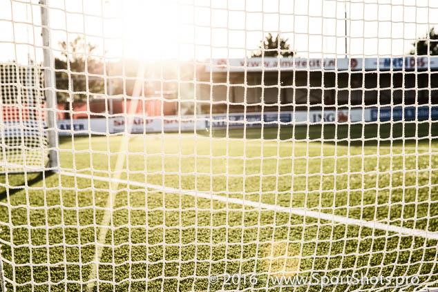 Voetbal: Almere City FC v MVV Maastricht: Almere Jupiler League 2016 / 2017